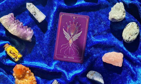 death tarot card 13
