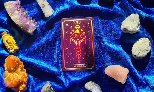 the magician tarot card 1